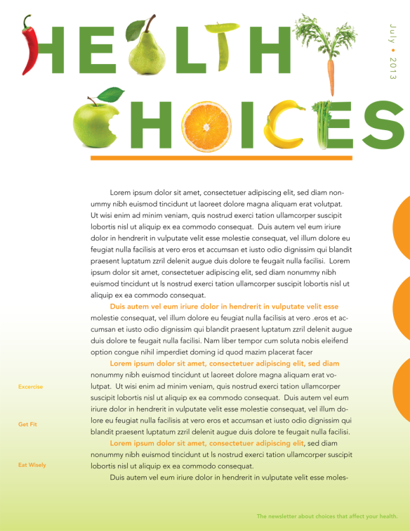Healthy-Choices-newsletter