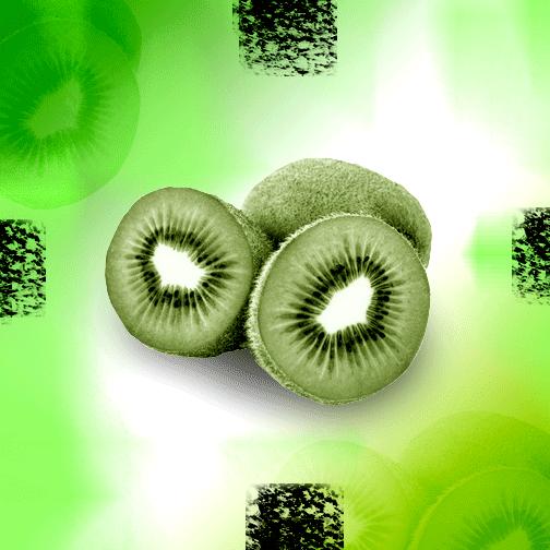 Greyscale-Kiwi