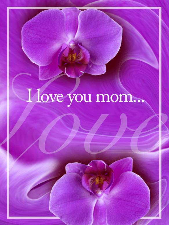 Purple-flowerspattern